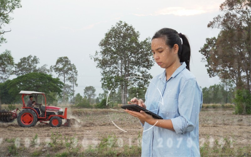 Agriculture manager