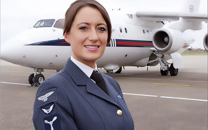 Royal Air Force: Kirsty Ascroft