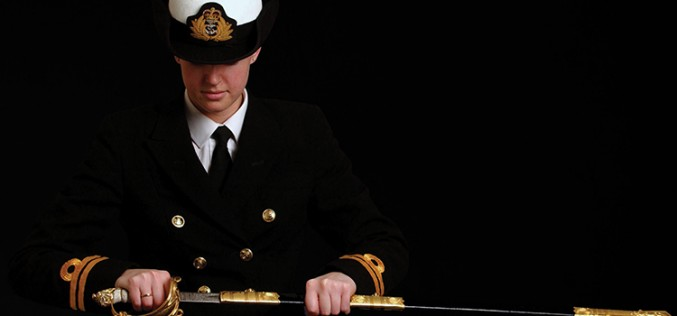 Royal Navy: Officer