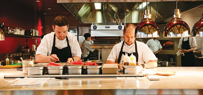 Dan Doherty – Chef director at Duck & Waffle
