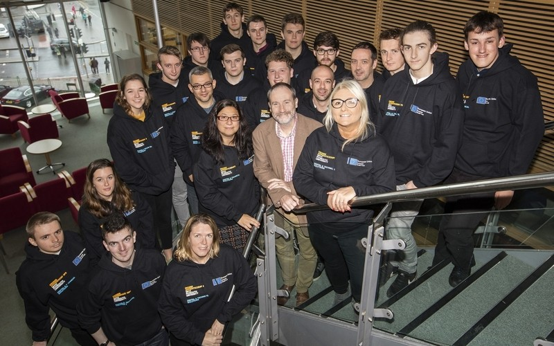 Plymouth cyber security students to gain IISP membership