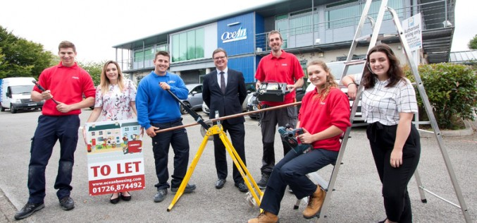 CCB Training sees influx of apprentices