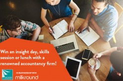 Milkround and Access Accountancy offer competition to school leavers