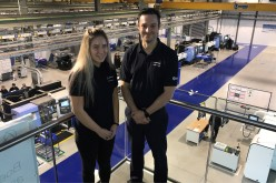 Boeing and AMRC Training Centre: Roisin Chapman-Allison and James Needham on becoming an apprentice, and recruiting one