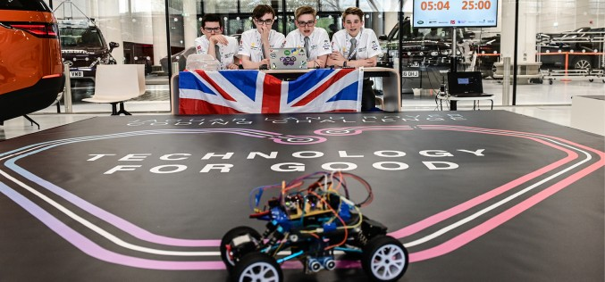 Jaguar Land Rover launches digital skills apprenticeship programme