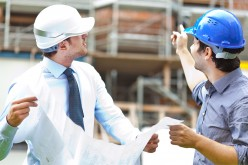 Building services engineering site management