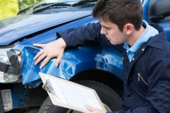 Accident repair technician