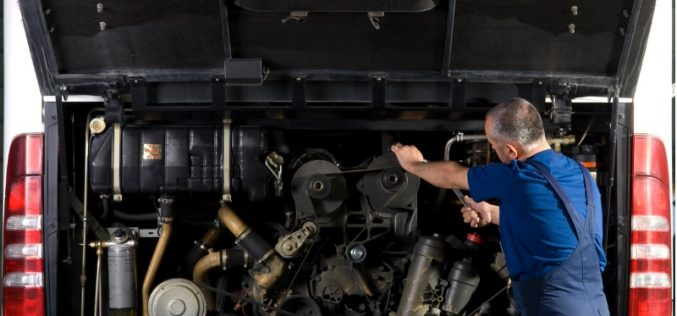 Bus and coach engineering technician