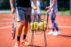 Coaching: Swimming and tennis