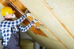 Commercial thermal insulation operative