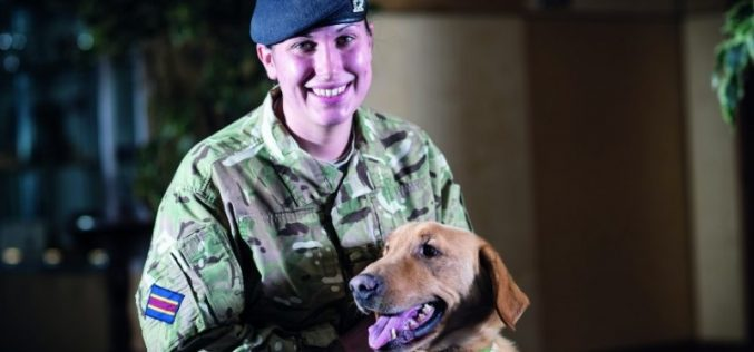 Protected: British Army: Charlotte Cox