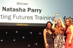 Sporting Futures Training: Natasha Parry