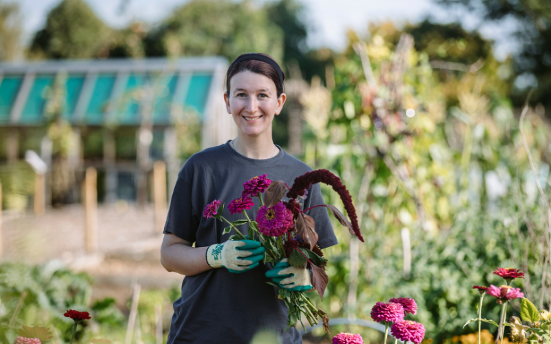 Royal Horticultural Society: Emily Marston