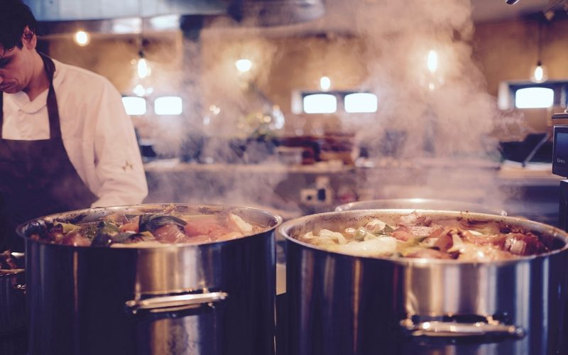Commercial catering equipment technician