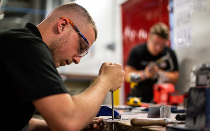 Apprenticeships vital to economic recovery, say Sheffield businesses and AMRC Training Centre