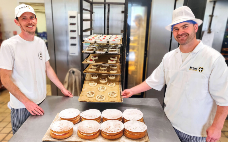 Young Cornish baker becomes first in the UK to obtain new craft bakery qualification