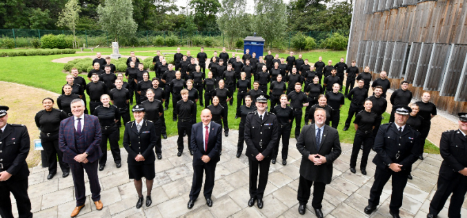 West Yorkshire Police seeking officer recruits for degree apprenticeship