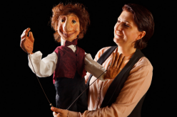 Assistant puppet maker