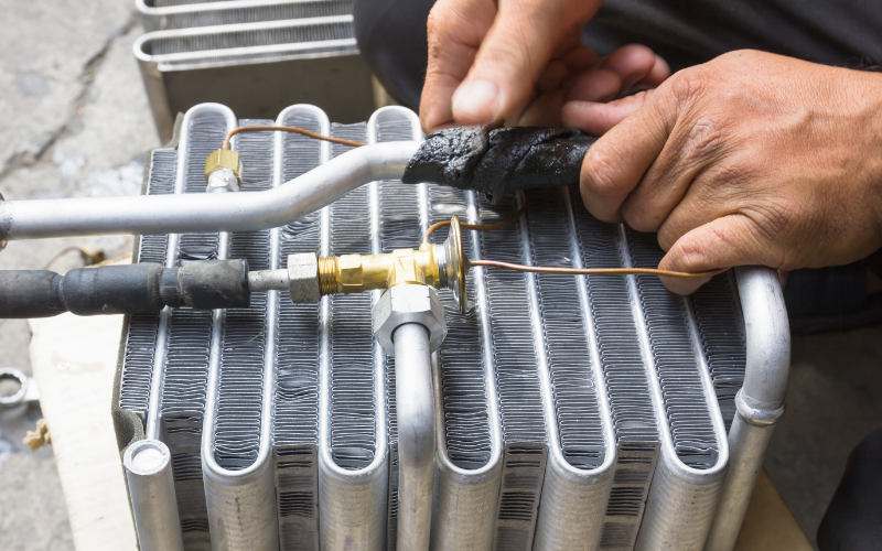 Compressed air and vacuum technician