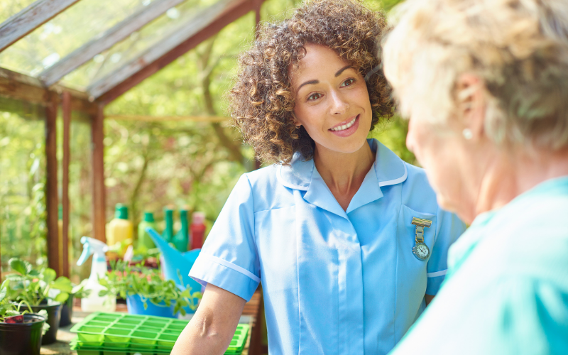 Lead practitioner in adult care