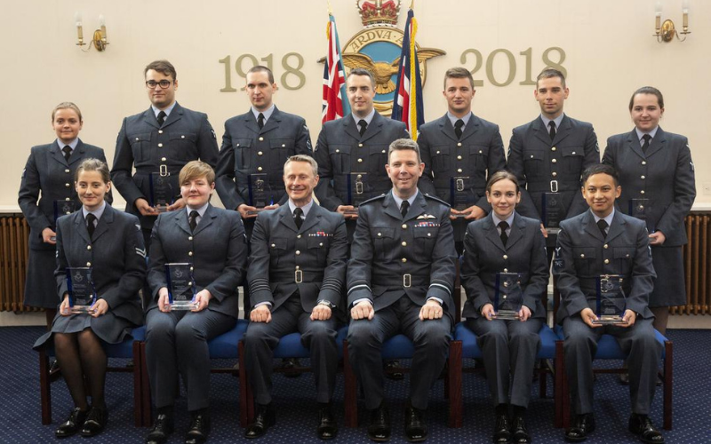 RAF Apprenticeships maintains tradition of excellence