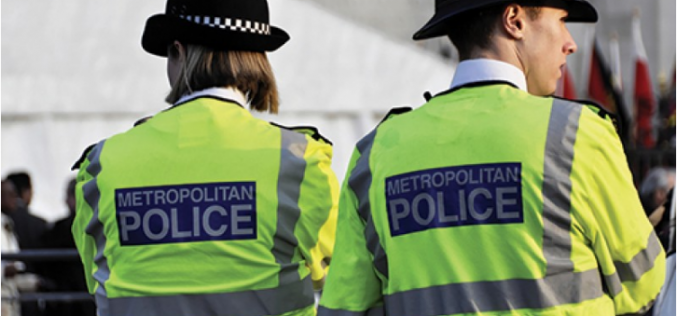 Top five tips for … becoming a police officer