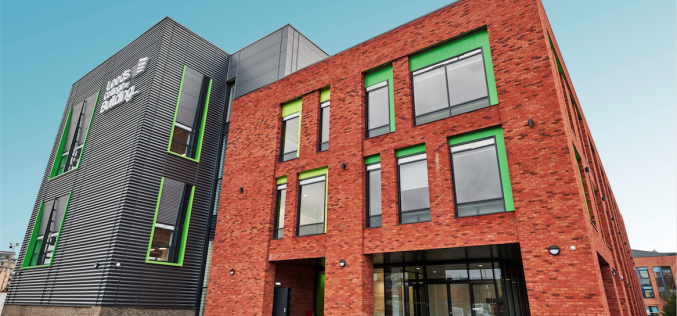 Leeds College of Building launches first degree apprenticeship
