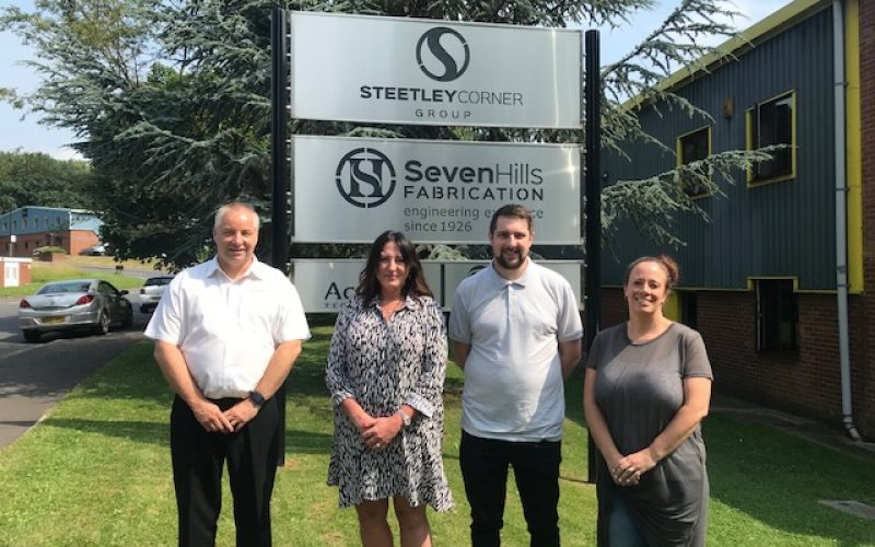 Sheffield manufacturer SevenHills Fabrication launches new apprenticeship scheme with educators