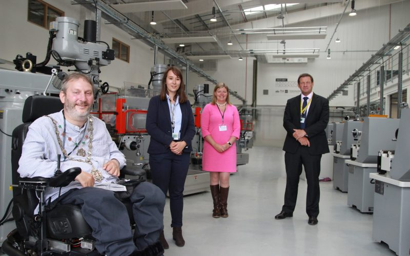 South West first for out of this world apprenticeship