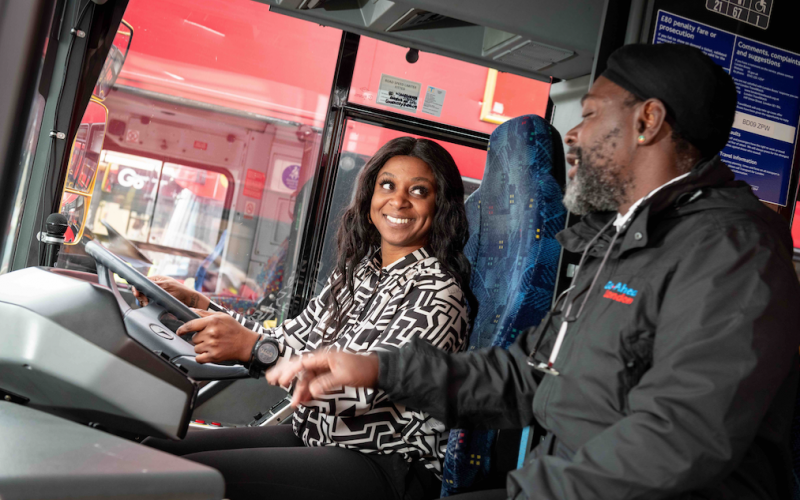 Full marks from Ofsted for Go-Ahead's bus and rail apprenticeship scheme