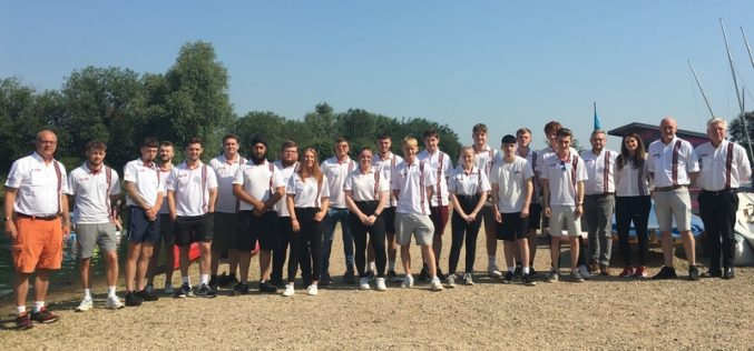 Engineering future success with special apprentice away day
