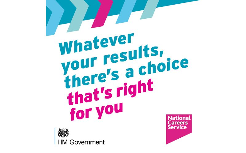 Results day – Finding the right path for a bright future